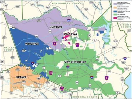 houston-area-water-authority-map