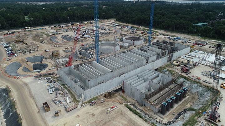 Northeast Water Treatment Plant